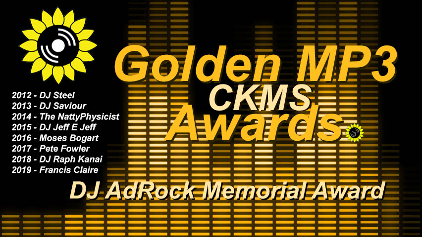 2020 Golden MP3 Awards: DJ AdRock Memorial Award