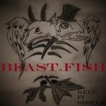 Beast & Fish | Keep It Simple (image of a tattoo outlining animals)