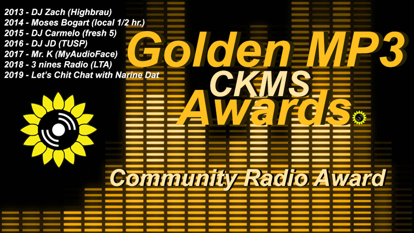 2020 Golden MP3 Awards: Community Radio Award