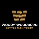 Woody Woodburn | Better Man Today (stylized W)