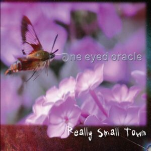 One Eyed Oracle | Really Small Town (moth on a flower)