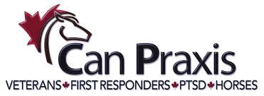 CanPraxis | Veterans, First Responders, PTSD, Horses