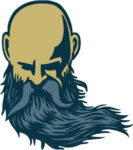 Bentbeard Logo (ilustration of Dan Walsh's head and beard)