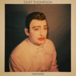 Duff Thompson - haywire (portrait of a man in clown makeup)