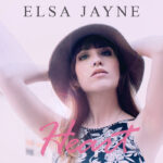 Elsa Jayne | Heart (portrait of Elsa Jayne wearing a hat)