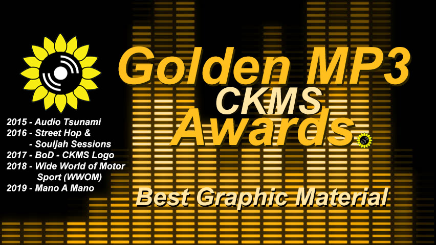 2020 Golden MP3 Awards: Best Graphic Material