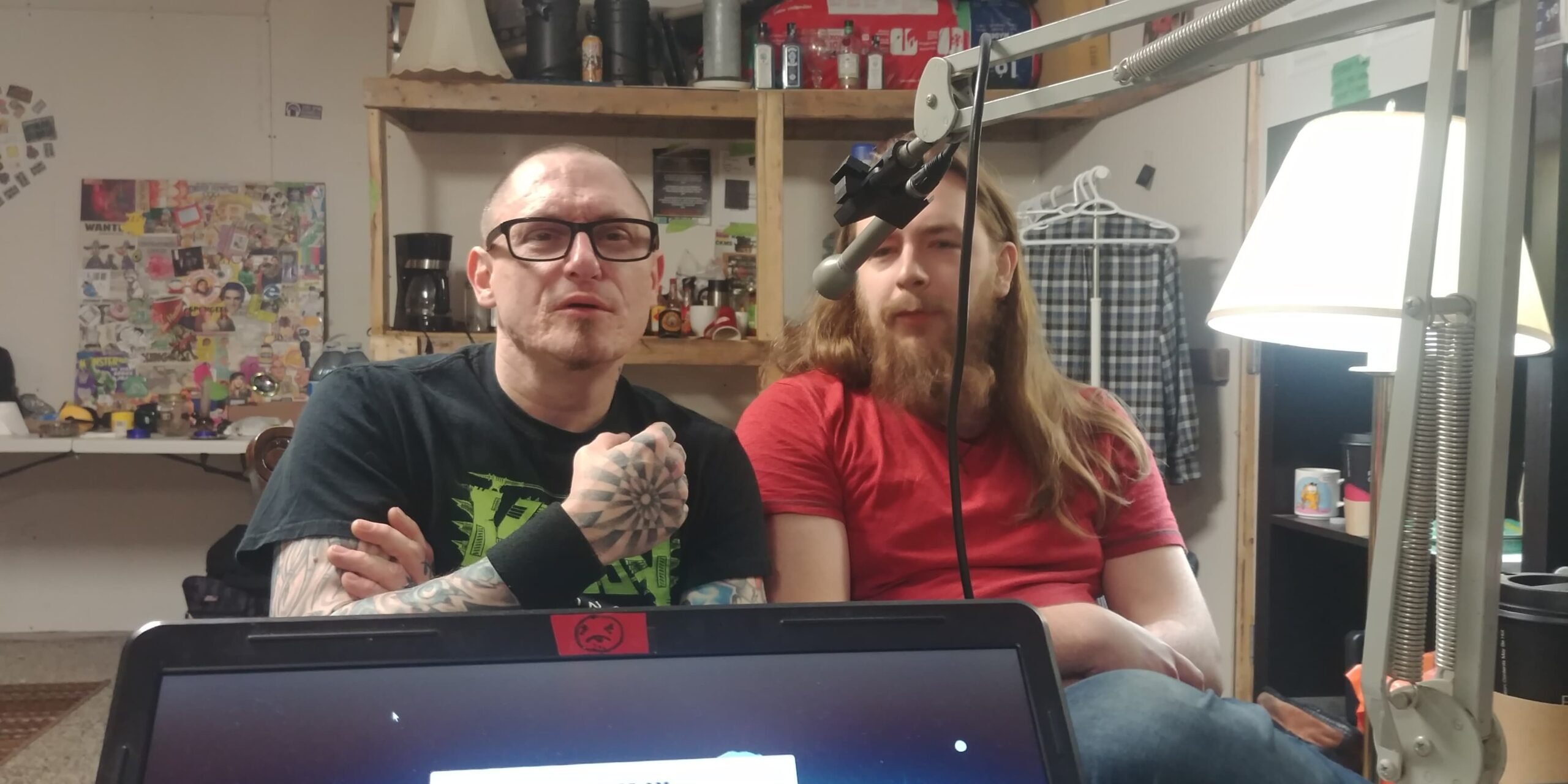 Interviewing Kevin Paisley and Sam Hill of Parallax Error