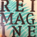 REI | MAG | INE (letters superimposed over a fern leaf)