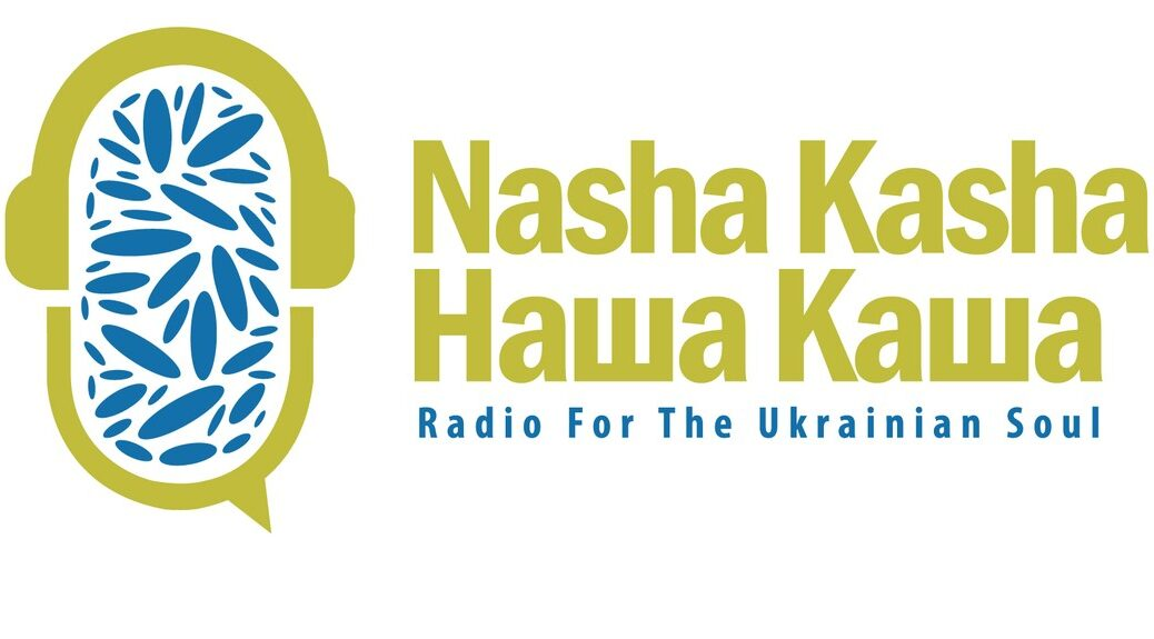 Nasha Kasha (with logo, and text also in Ukranian)