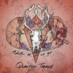 Shelter As We Go | Quantum Tangle (with Inuit art representing a caribou skull over an intricate pattern)