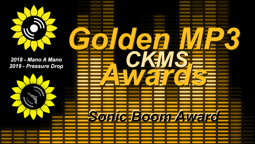 2020 Golden MP3 Awards: Sonic Boom Award