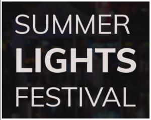 Summer Lights Festival logo