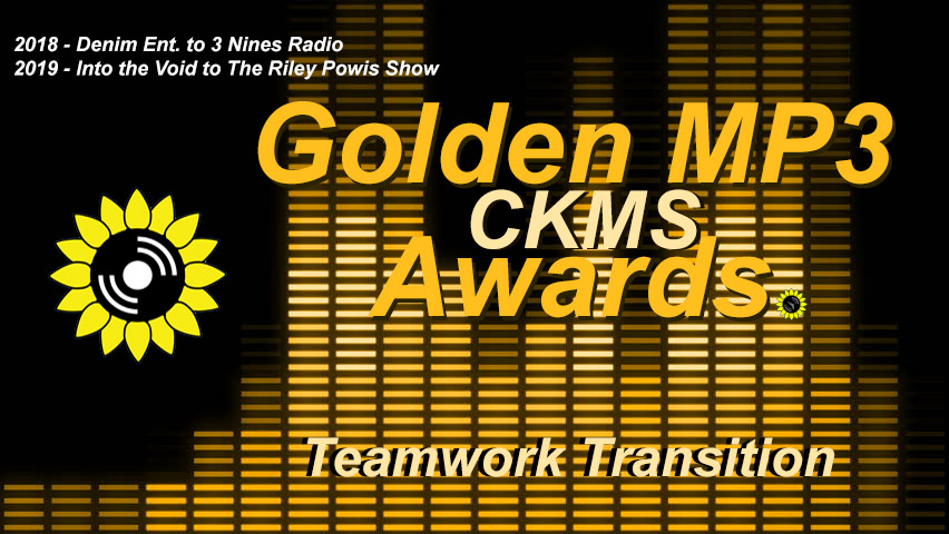 CKMS Golden MP3 Awards | Teamwork Transition