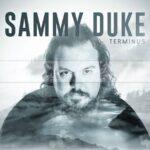 Sammy Duke | Terminus (B&W portrait of Sammy Duke with smoke swirling around)