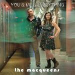 You & Me & Everything | the macqueens (Kris and Liv MacQueen on a subway platform beside a train)
