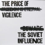 The Price of Vigilence | The Soviet Influence (album cover)