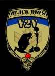 Logo: Black Hops Brewing Company V2V