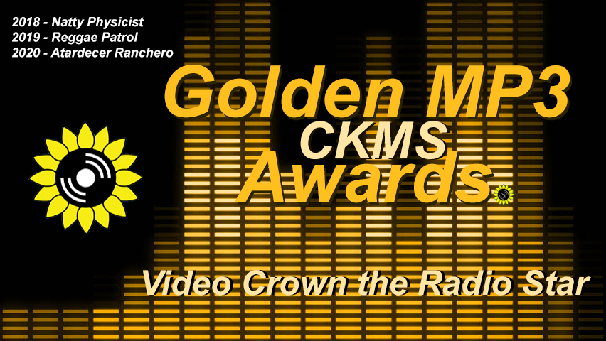2020 Golden MP3 Awards: Video Crown the Radio Star