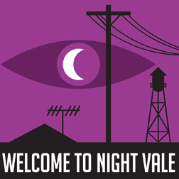 Logo: Welcome To Night Vale