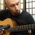 (Zsolt Homonnai playing guitar)