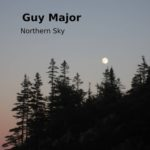 Guy Major | Northern Sky (album cover)