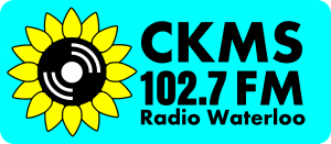 102.7 CKMS Logo Rectangle